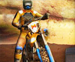 Motocross Yarışı 3D