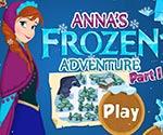 Anna frozen macera