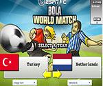 Bola Dünya Kupası 2014