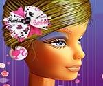 barbie manken makyajı