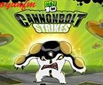 ben 10 omniverse cannonbolt