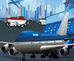 Boeing 747 Uçak Park Etme