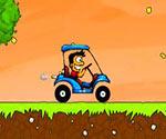 çılgın golf aracı