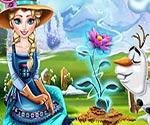 Elsa kış çiçeği