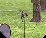 Sniper geyik avı