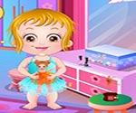 Hazel bebek balerin