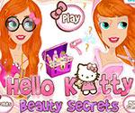 Hello Kitty Güzellik Sırları