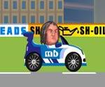 koca kafalar araba yarışı