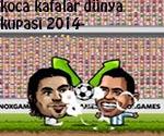 Koca kafalar dünya kupası 2014