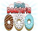 Papa donut yapma