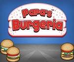 Papa hamburger yapma