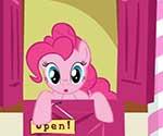 Pinkie pie ile tic tac toe