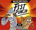 regular show yumruk