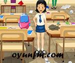 sınıf temizliği