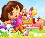 Dora Kamyon Oyunu