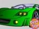 Yarış Araba Boyama Oyunu